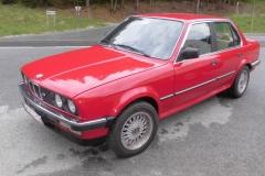 BMW-325-ix-Bj.-1987-170-PS-2500-cm³-6-Zylinder
